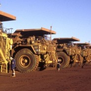 How did I get to drive a 400 tonne mining truck?