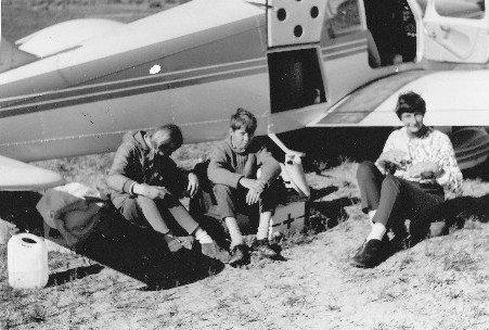 Cherokee and crew for Tibooburra
