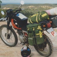 Around the world on an old XL250?