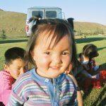 Mongolian children (2)