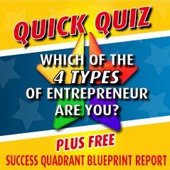 Entrepreneur Quadrant Quiz