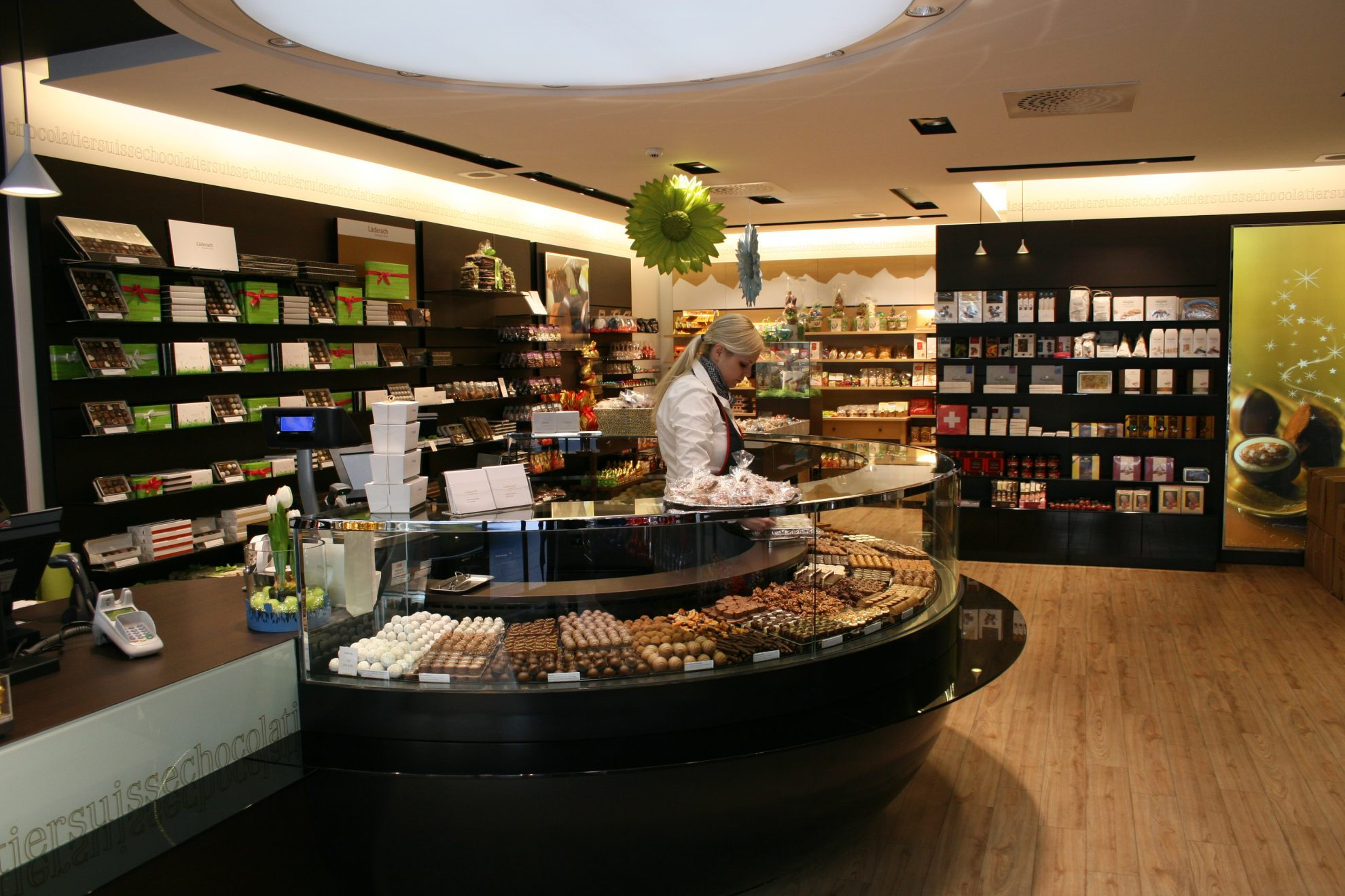 chocalate shop