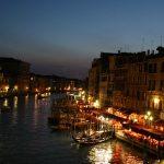 Venice, Italy, from Rialto Bridge